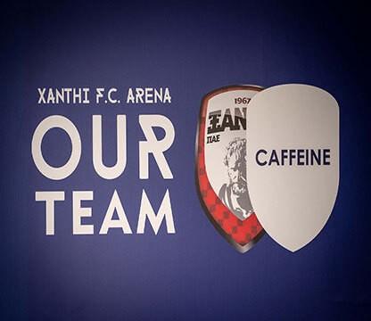 Xanthi F.C. – Caffeine Roastery Superfoods